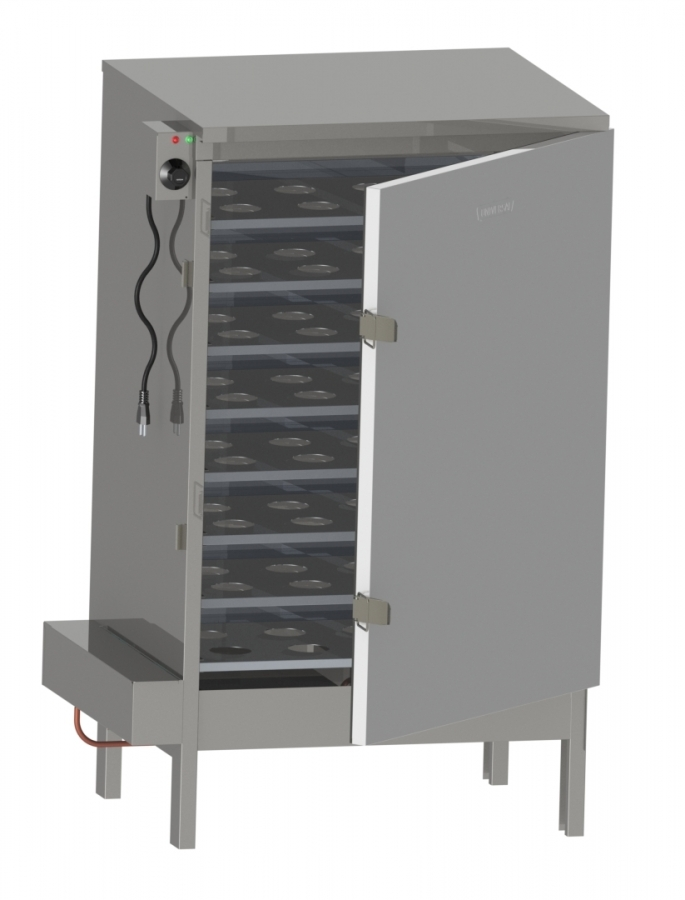 EIM96T Estufa Industrial – Marmiteiro a Vapor