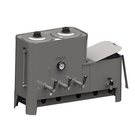 MC251EG – Com esterilizador e 2 depósitos